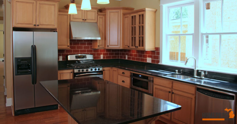 consider when remodeling your kitchen in Downriver Mi
