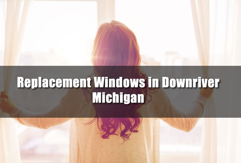 Replacement Windows in Downriver Michigan