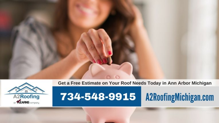 Tips to Save Money on Your New Roof Install in Ann Arbor Michigan