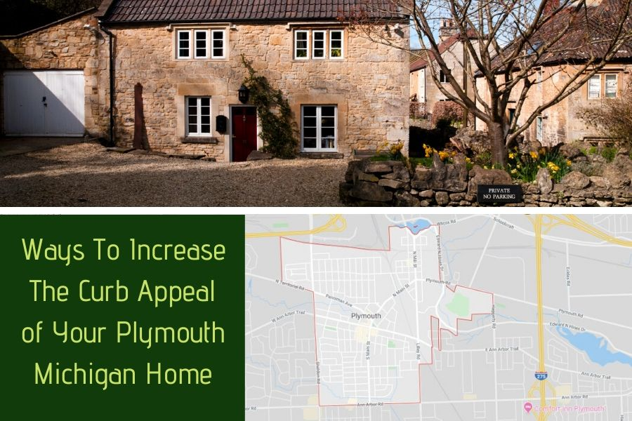 Ways To Increase The Curb Appeal of Your Plymouth Michigan Home