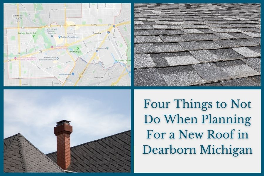 new roof dearborn mi