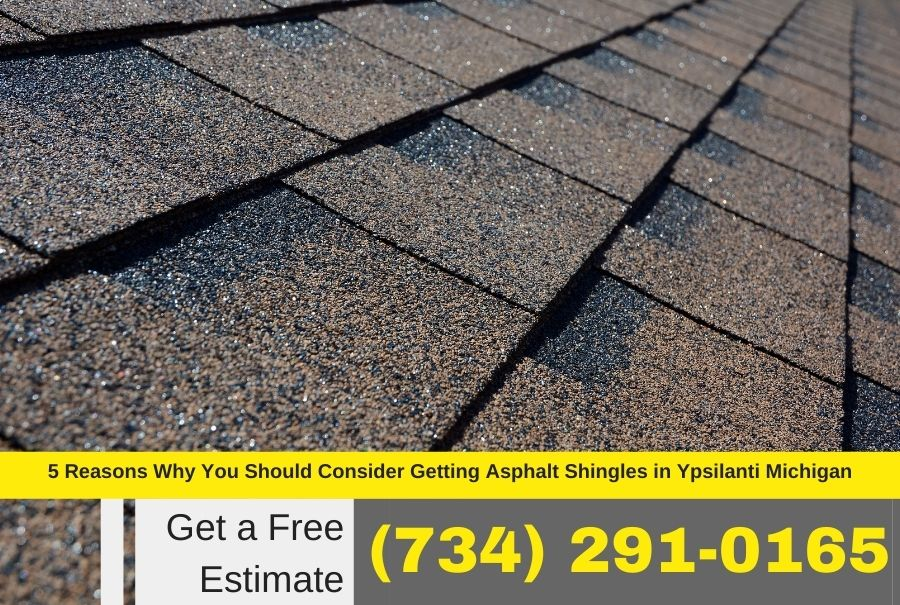 Roofer in Ypsilanti MI